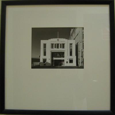 Wellington Free Ambulance Building, Cable Street