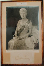 Photograph of Queen Mary