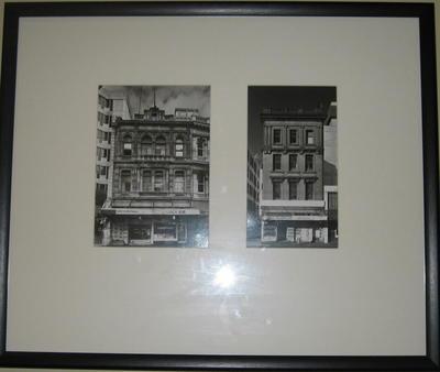 Stewart Dawson's Building, Willis Street and Manners Street opposite Te Aro Park