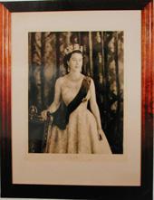 Photograph of HRH Queen Elizabeth II