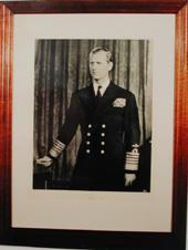 Photograph of HRH The Duke of Edinburgh