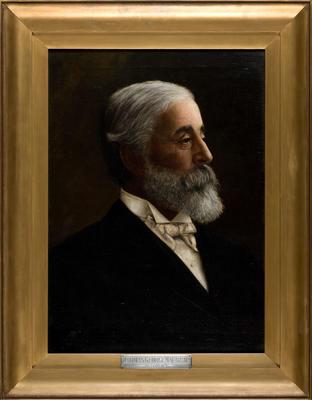 Portrait of Thomas George Macarthy; ART00015