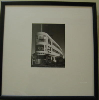 John Chambers & Son building, cnr Jervois Quay and Cable Street