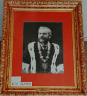 John Guthrie Wood Aitken, Mayor