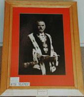 Sir John Pearce Luke, Mayor