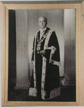 Thomas Charles Atkinson Hislop, Mayor