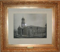 Wellington Town Hall, Year of Completion