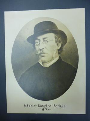 Charles Bonyphon Borlase, Mayor
