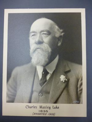 Charles Manley Luke, Mayor