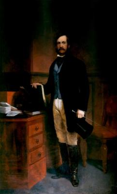 Portrait of Edward Jerningham Wakefield
