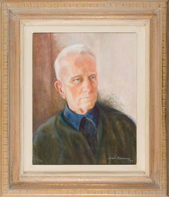 Portrait of Pat Lawlor