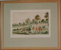Print of: Samuel Brees, Makaenuku Pa