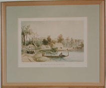 Print of: Samuel Brees, The Aglionby Arms (Burchams)