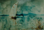 Sailing, Lake Horowhenua