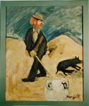MacKenzie the sheep stealer