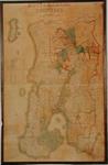 Map of Hutt and Makara Counties