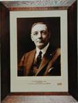 D.J. McGowan, Esq. Chairman, Wellington Show Association 1923-24