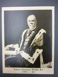 Robert Alexander Wright, Mayor